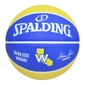 Piłka do koszykówki spalding nba team golden state basketball