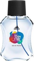 Adidas team five perfumy męskie - woda toaletowa 50ml