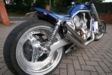 Fototapeta motor 947
