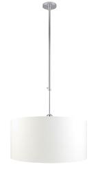 Its about romi :: lampa wisząca metalowa bonn biała
