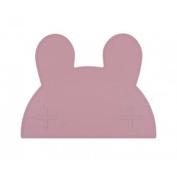 Silikonowa podkładka we might be tiny - różowy króliczek