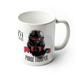Star wars: jedi fallen order purge trooper - kubek