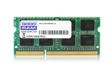 GOODRAM SODIMM DDR3 4GB 1600 2568 Dual Rank