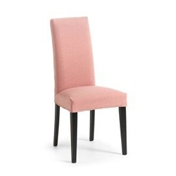 Tapicerowane krzesło freia 46x56 cm złote