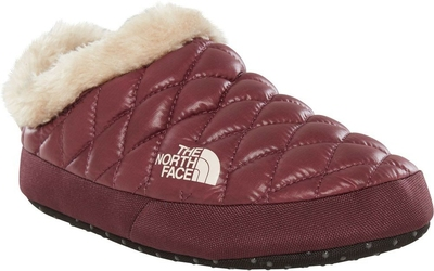 Buty damskie the north face thermoball tent mule faux fur iv t9331g5ug