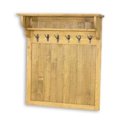 Garderoba Cevilo prowansalska drewniana