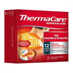 Thermacare przeciwbólowy okład kark i ramiona