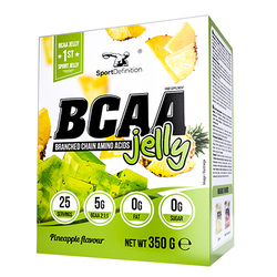 Sport Definition BCAA Jelly 350 - Pineapple