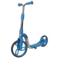 Rowerek biegowy i hulajnoga evo 360° pro - niebieski