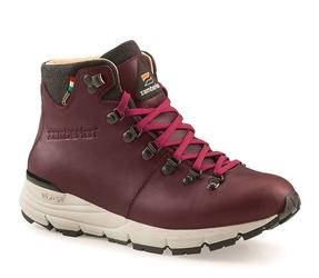 Damskie buty turystyczne zamberlan cornell gtx - burgundy