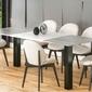 Nowoczesny rozkładany stół juka  80-125 cm