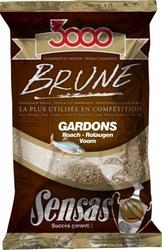 Zanęta sensas 3000 brune gardon 1kg płociowa