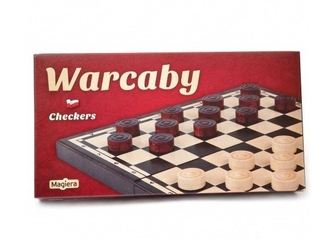 Warcaby 26cm