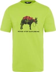 T-shirt męski the north face tansa t92s7z6x0