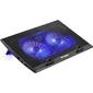 YENKEE Podświetlana podkladka chlodząca pod notebook  YSN 120