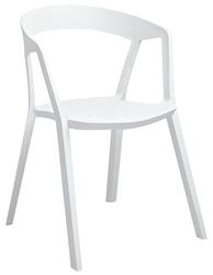 Krzesło z polipropylenu vibia