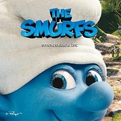 The Smurfs, Smerfy - kalendarz 2012 r.