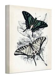 Butterflies i - obraz na płótnie