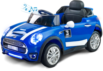 Samochód dla dzieci Toyz Maxi Niebieski