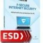Bezpieczna szkoła - f-secure internet security 2019 pl - do 40 stanowisk + serwer, 12 miesięcy