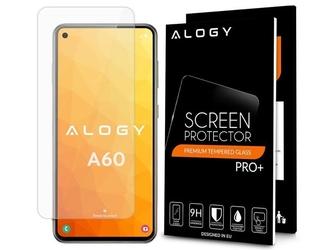 Szkło hartowane alogy na ekran do samsung galaxy a60m40 + szkło na obiektyw