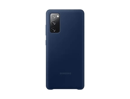Samsung silicone cover s20 fe navy
