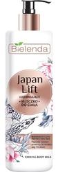 Bielenda japan lift mleczko do ciała ujędrniające 400ml