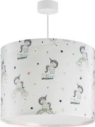 Lampa wisząca unicorn jednorożce zwis dalber 42432