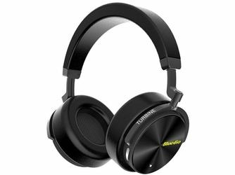Słuchawki bezprzewodowe Bluedio T5 ANC Bluetooth czarne