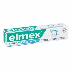 Elmex Sensitive Sanftes Weiss pasta do zębów