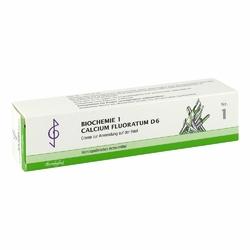 Biochemie 1 Calcium fluoratum D6 krem