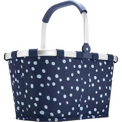 Koszyk na zakupy Reisenthel Carrybag Spots Navy RBK4044