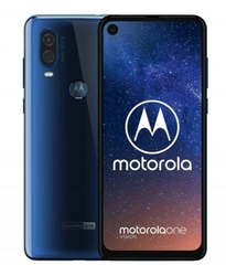 Motorola Smartfon One Vision DS 4128GB Gradient szafirowy