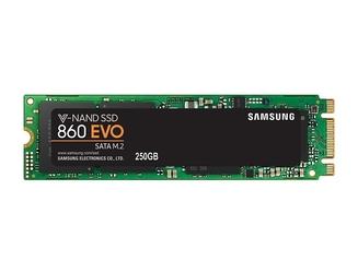 Samsung dysk ssd 860evo m.2 sata mz-n6e250bw 250g