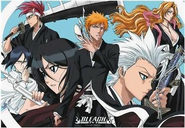 Bleach - Ichigo Group - plakat