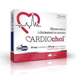 Cardiochol x 30 kapsułek