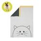 Lassig muślinowy kocyk z bawełny organicznej 75x100cm little chums kot