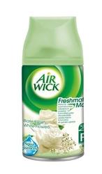 Air wick freshmatic, białe kwiaty, samouwalniający odświeżacz powietrza, zapas, 250ml