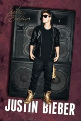Justin bieber speakers - plakat