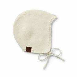 Czapka Vintage - Vanilla White, Elodie Details 0-3m