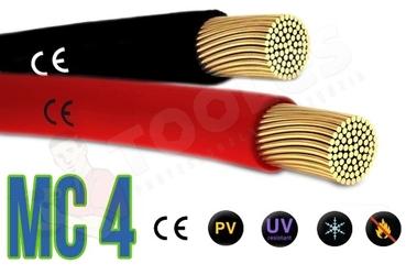 Przewód solarny miedziany 4mm2 mc4