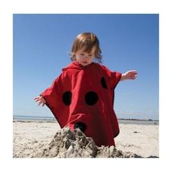 Ręcznik - poncho kąpielowe 3+ - biedronka