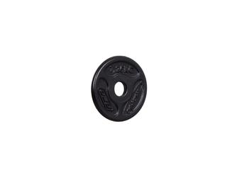 Obciążenie żeliwne 1,25 kg slim mw-o1,25-slim - marbo sport - 1,25 kg