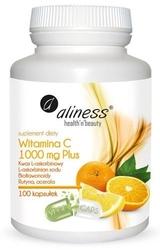 Aliness witamina c 1000mg plus x 100 kapsułek