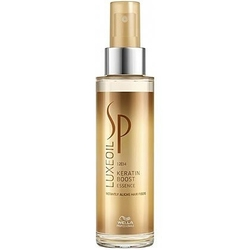 Wella sp luxe oil keratin boost, esencja z olejkiem jojoba 100ml