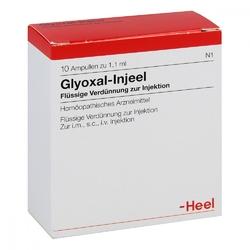 Glyoxal injeele