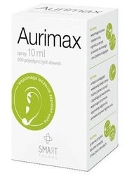 Aurimax spray do uszu 10ml