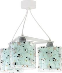 Lampa sufitowa pieski happy dogs 3x60w e27 dalber 61314