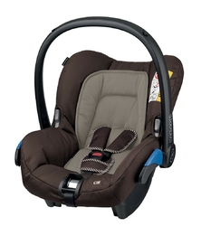 Maxi-cosi citi earth brown fotelik 0-13kg + 3 gratisy