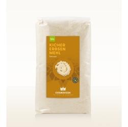 Bio mąka z ciecierzycy besan ekologiczna 400g cosmoveda